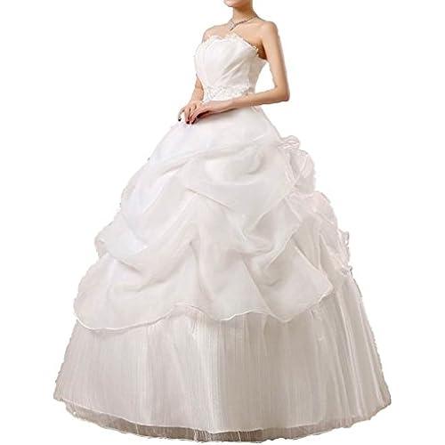 셀프웨딩 파티드레스 웨딩 드레스 2차 모임 프린세스 웨딩 결혼식