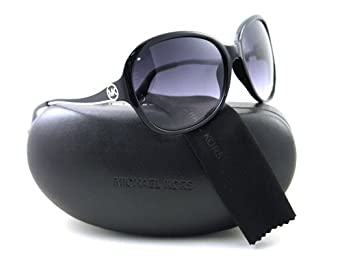AUTHENTIC MICHAEL by MICHAEL KORS SUNGLASSES MMK 2453 001 BLACK DRAKE