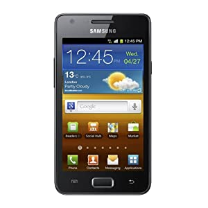 Samsung Galaxy R I9103 | Metallic Grey