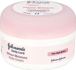 Johnsons 24 h moisture soft cream 200 ml
