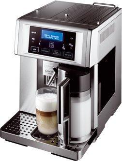 DeLonghi ESAM6700 PrimaDonna Avant Italian Super-Automatic Espresso Machine with Auto Cappuccino, Stainless Steel (Delonghi Holder compare prices)