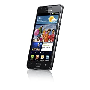 Samsung i9100 Galaxy S II Unlocked GSM Smartphone with 8 MP Camera, Android OS, 16 GB Internal Memory, Touchscreen, Wi-Fi, GPS - Save 26%