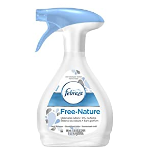 Febreze Free Nature,Fabric Refresher, 16.9 Ounce