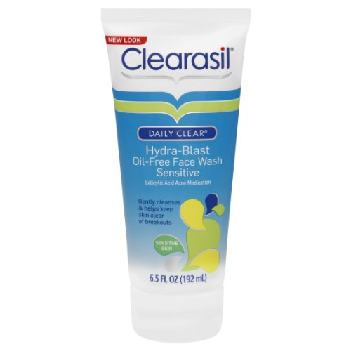 clearasil-daily-clear-sensitive-acne-face-wash-and-hydra-blast-oil-free-sensitive-face-wash-65-ounce