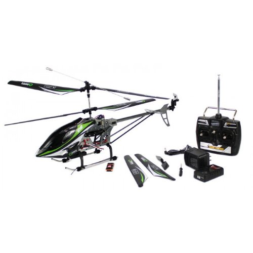 Electric Cyclone Camera Large GYRO 3.5CH RTF RC Helicopter Remote Control Large Size w/ 1GB SD Card