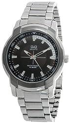 Q&Q Analog Black Dial Mens Watch - Q746J402Y