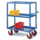 Step and Store - TT350 Series - Top Shelf Height 1200mm