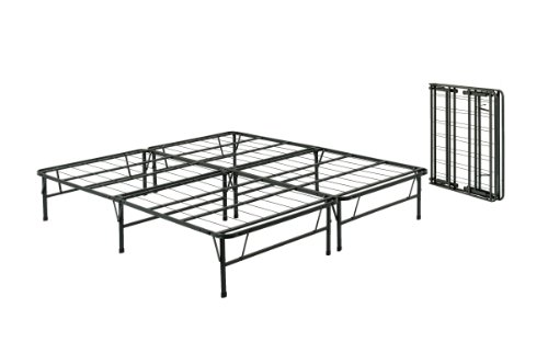 Buy Bargain Pragma Bed Simple Base Bi-Fold Bed Frame, Queen
