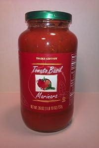 Trader joe 39 s trader giotto 39 s tomato basil for Trader joe s fish sauce