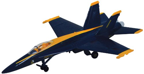 Smithsonian Museum Replica Series F-18 Hornet Blue Angels - 1/72 Scale Smithsonian Museum Replica Series (Blue Angels Model compare prices)