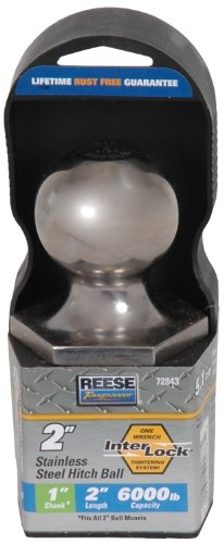 Reese Towpower 72843 Stainless Steel Interlock 2