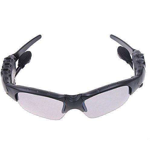Bluetooth Sunglasses Mono Headset Handsfree Sunglass Headphone For Cell Phone