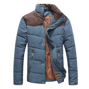 Hee Grand Men's Leisure Wear Winter Coat at Amazon Men's