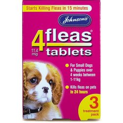 johnsons-vet-4fleas-tablets-for-puppies-small-dogs-3-treatment-pack