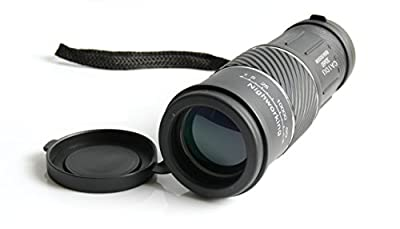 CAIDU 3060 Dual Focus Monocular Telescope / Monocular Scope with Dust Cover by CAIDU