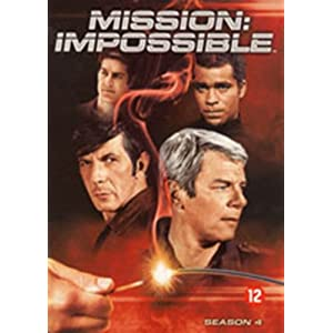 Mission impossible: L'integrale de la saison 4 [Import belge]