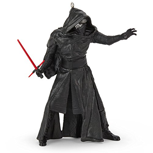 Hallmark Star Wars The Force Awakens Kylo Ren Ornament 2015