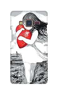 ZAPCASE PRINTED BACK COVER FOR SAMSUNG TIZEN Z2 Multicolor