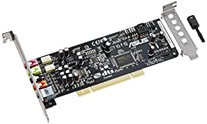ASUS Xonar DS 7.1 Channels PCI Interface Sound Card