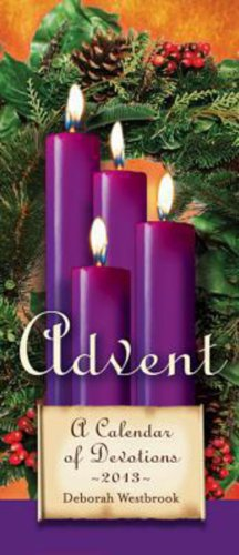 Advent: A Calendar of Devotions 2013