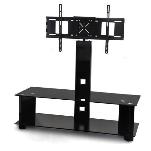 lcd kaufen test electronic star lcd plasma tv rack mit universal tv halterung 50kg 127cm drehbar. Black Bedroom Furniture Sets. Home Design Ideas