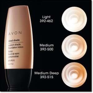 Ideal Shade (Custom shade foundation lotion) SPF/FPS 15... Light Beige