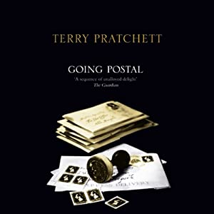 Going Postal: Discworld, Book 33 | [Terry Pratchett]