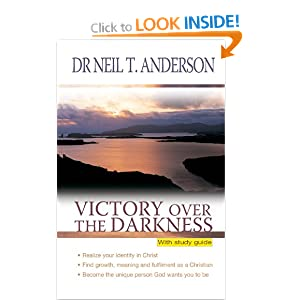 OVER NEIL DARKNESS ANDERSON THE VICTORY T