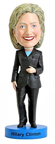Hillary Clinton Bobblehead - 2016 Edition