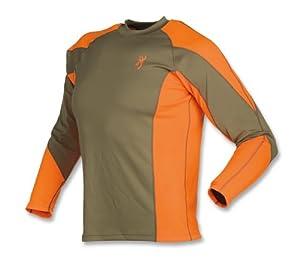 Browning NTS Upland Shirt Khaki Blaze Large by Browning