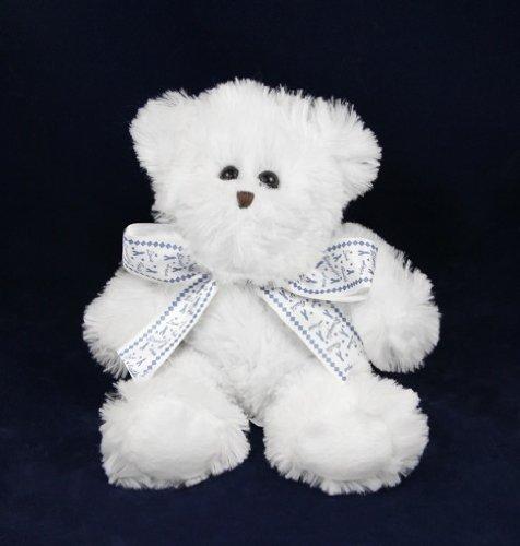 Dark Blue Ribbon Awareness Teddy Bears (12 Teddy