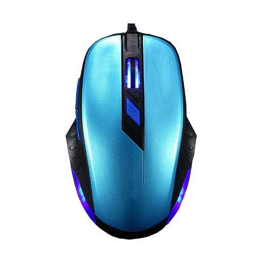 Generic 101 X10000 USB Mouse for Computer Color Blue