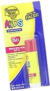 Banana Boat Kids Sunblock Stick SPF 50 Pack of 4