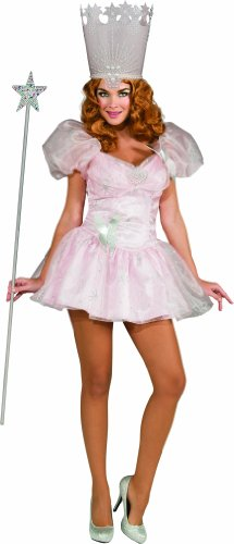 Secret Wishes Wizard Of Oz 75th Anniversary Edition, Glinda The Good Witch, Pink, Small