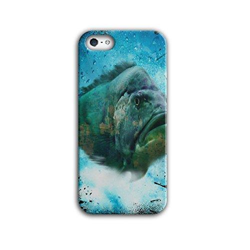 ernst-fisch-schwimmen-marine-leben-neu-schwarz-3d-iphone-5-5s-fall-wellcoda
