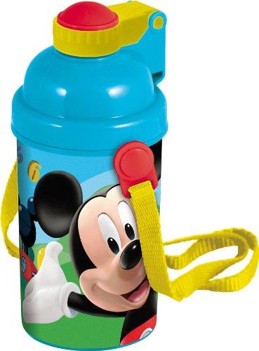 Imagen principal de Joy Toy 734069 - Botella con boquilla, diseño de Mickey (40 cm)
