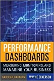 img - for Performance Dashboards 2nd (second) edition Text Only book / textbook / text book