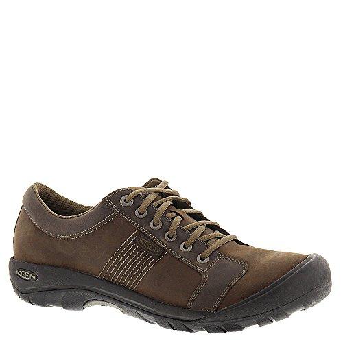 Keen ,  Scarponcini da camminata ed escursionismo uomo Marrone cioccolato 10 UK