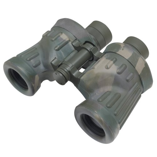 Sightron Safari Porro Prism Binoculars 8X 30Mm Caliber Military 100/100 Reticle Made In Japan 327Mr