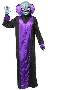 Alien Agent Boys Halloween Costume