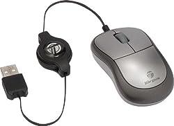 Targus PAUM01U Ultra-Mini Retractable Optical Mouse