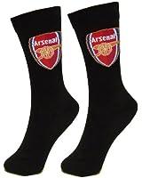 Arsenal F.C. 1 Pack Socks Mens 6-11