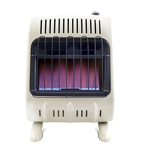 Mr. Heater, Corporation Mr. Heater, 10,000 BTU Vent Free Blue Flame Propane Heater, MHVFB10LP (Indoor Flame Heater compare prices)