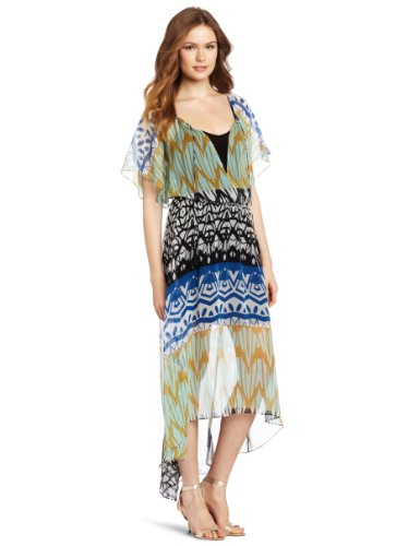 Plenty by Tracy Reese Women's High Low Maxi,