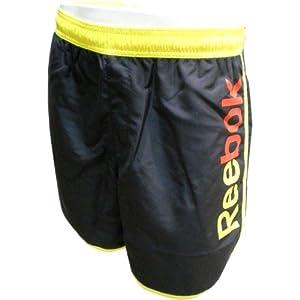 Reebok Retro Short - Bañador para hombre, color negro, talla M
