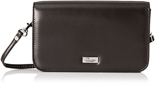 Buxton Crossbody Mini Cross Body Bag, Black, One Size