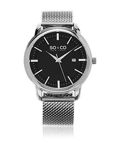 So&Co New York Uhr mit japanischem Quarzuhrwerk Man GP15930 41 mm
