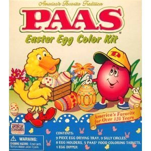 PAAS Easter Egg Coloring Kit (Pack of 2) - 1