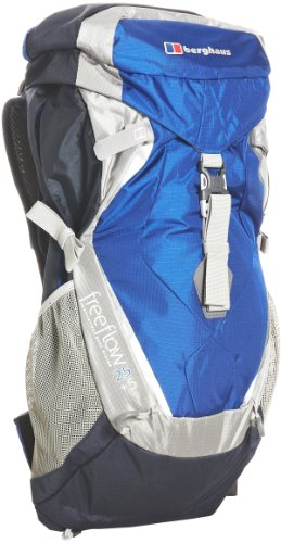 Berghaus Freeflow 25+5 Men's Backpack - Blue/Blue, 30 lt