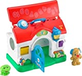 Genuine Fisher-Price Laugh and Learn Puppy's Activity Home --